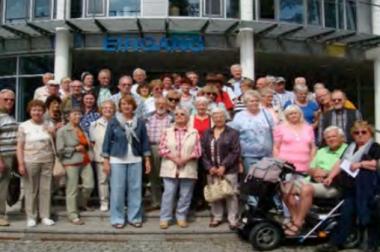 08.07.2015 Berlin Rehaklinik Lübben