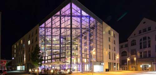 Arcadia Grand Hotel am Dom Erfurt 2015