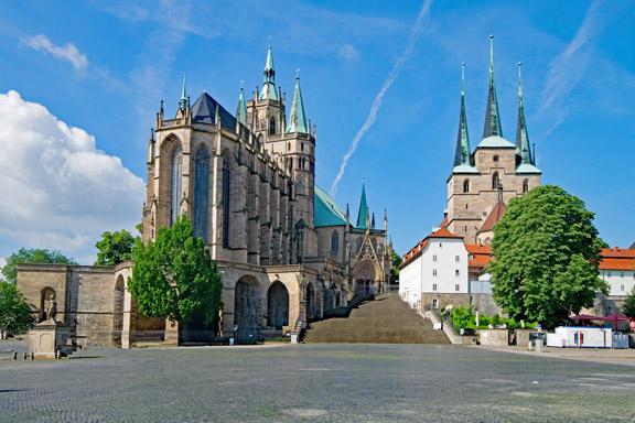 Dom in Erfurt