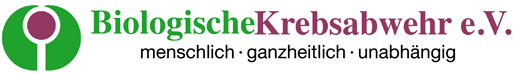 Biologische Krebsabwehr Logo