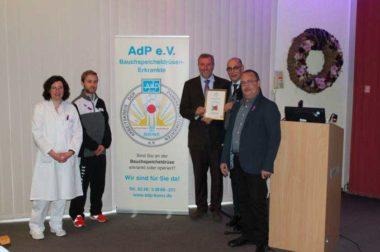 5 Weltpankreaskrebs Tag In Der Klinik Porta Westfalica Adp Ev
