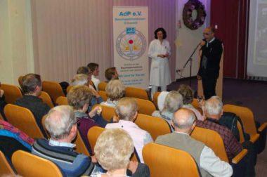 Gut besuchte Veranstaltung in Bad Oeynhausen