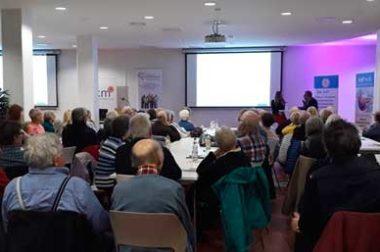 Viele Teilnehmer kamen zum Aktionstag in Mainz
