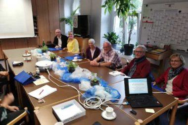 Treffen in Aachen