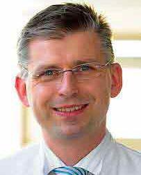 Prof. Carl C. Schimanski ist Direktor der Medizinischen Klinik II am Klinikum Darmstadt. Foto: Klinikum Darmstadt